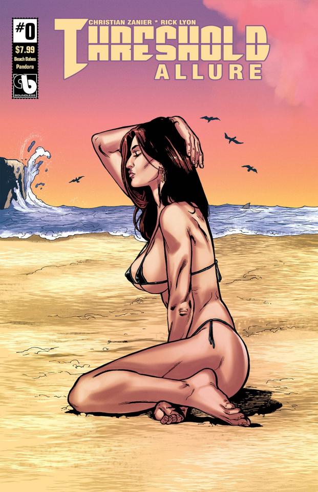Threshold: Allure #0 (Beach Babes Pandora Cover)