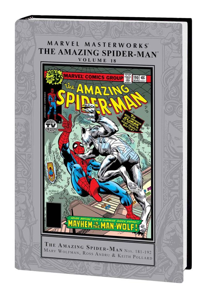 The Amazing Spider-Man Vol. 18 (Marvel Masterworks)