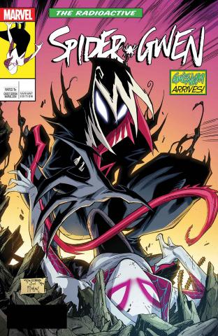 Spider-Gwen #25 (Randolph Cover)