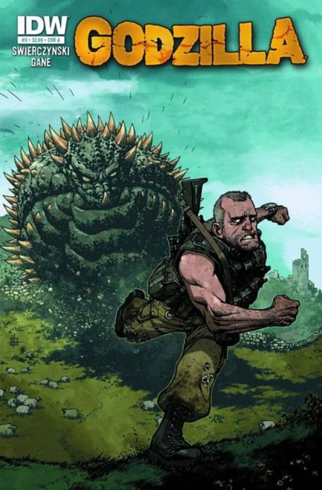 Godzilla #3