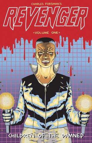 Revenger Vol.1: Children of the Damned