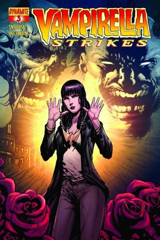 Vampirella Strikes #3 (Johnny D Cover)