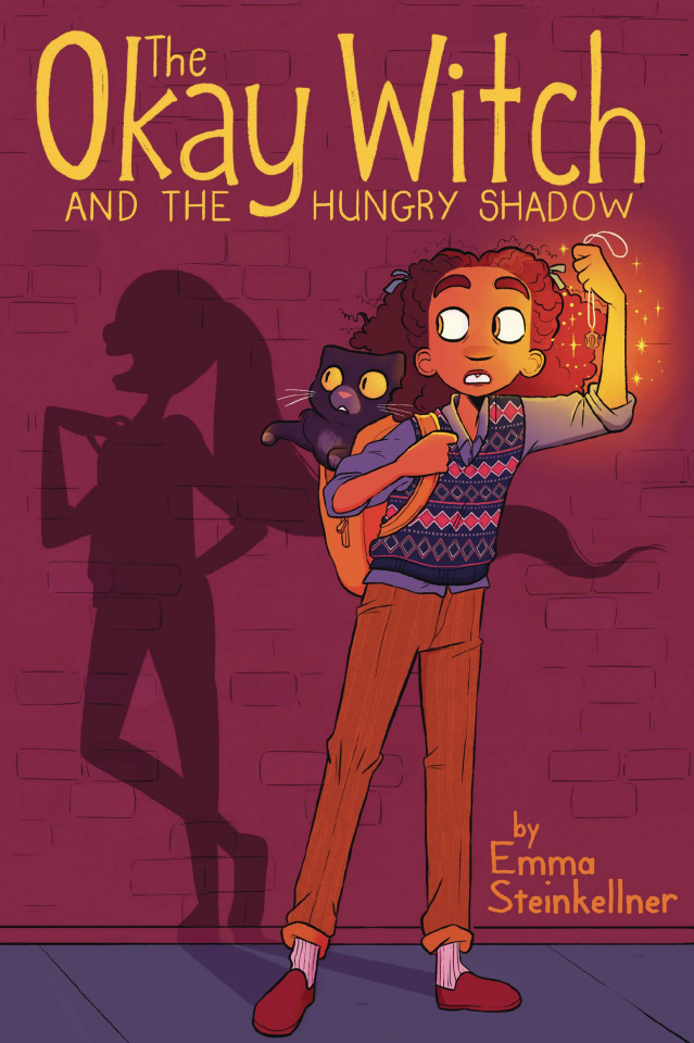 The Okay Witch and the Hungry Shadow Vol. 2