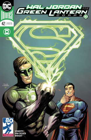 Hal Jordan and The Green Lantern Corps #42 (Variant Cover)