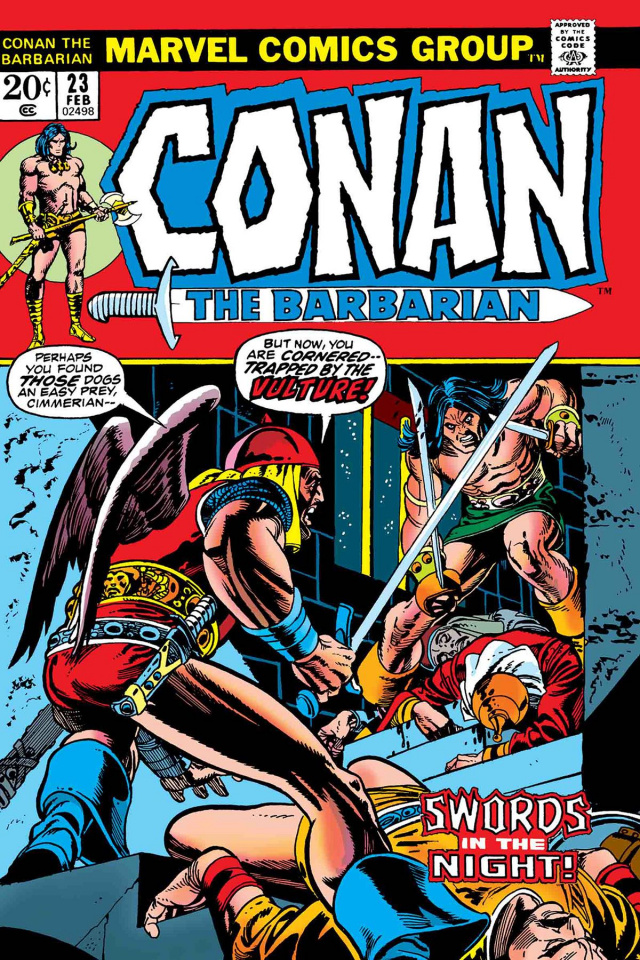 Conan: Swords in the Night #1 (True Believers)