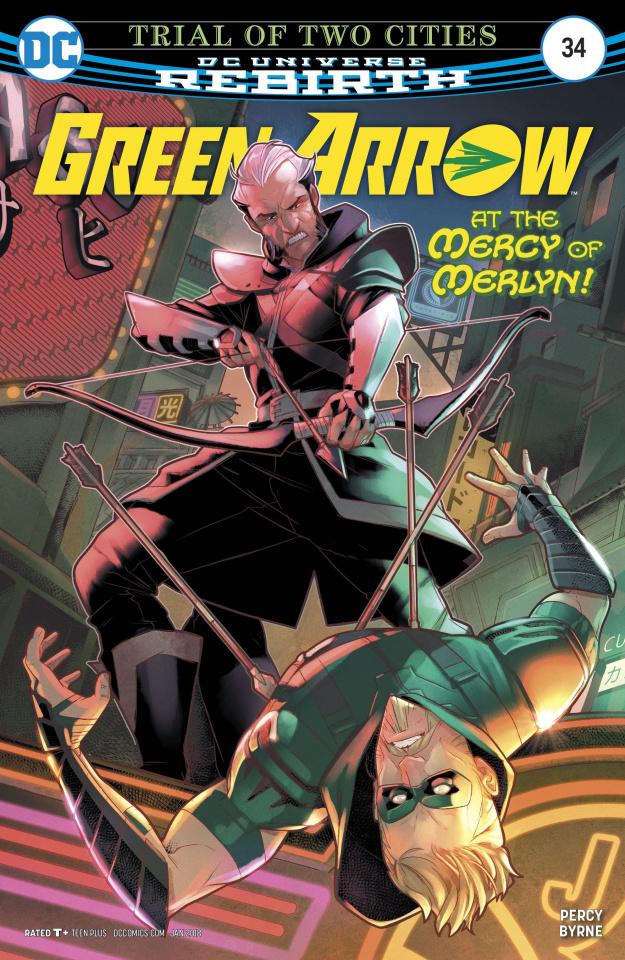 Green Arrow #34