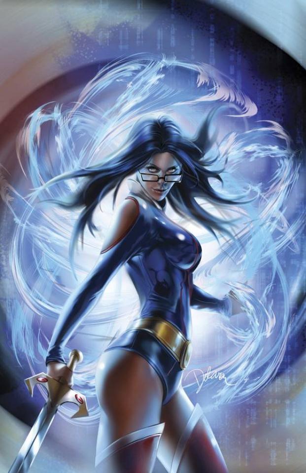 Grimm Fairy Tales #105 (Delara Cover)