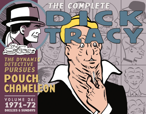 The Complete Chester Gould Dick Tracy Vol. 26