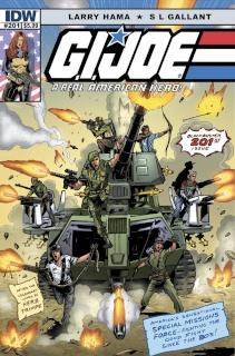 G.I. Joe: A Real American Hero #201