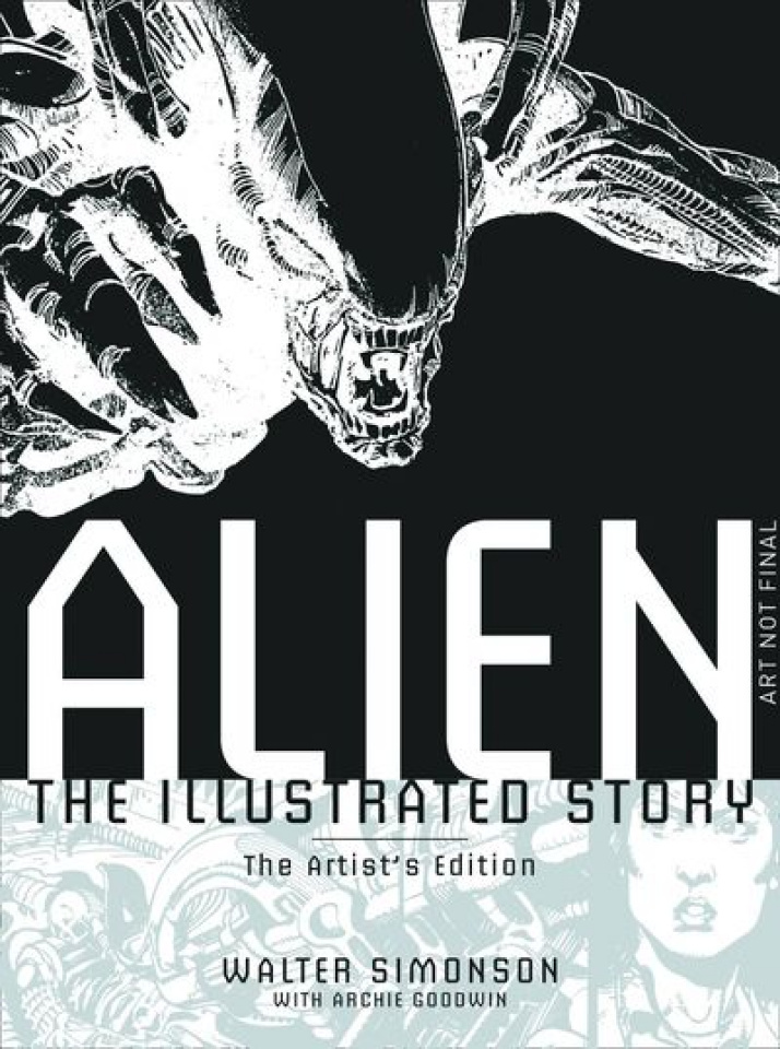 Alien: The Illustrated Story Signed Artist's Edition