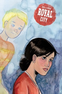 Royal City #1 (Women's History Month Charity Cover)