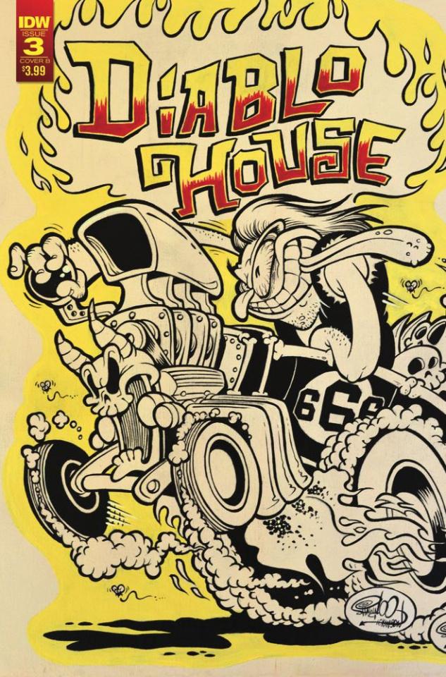 Diablo House #3 (Dickinson Cover)