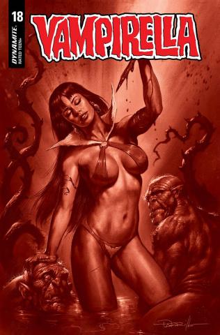 Vampirella #18 (15 Copy Parrillo Tint Cover)