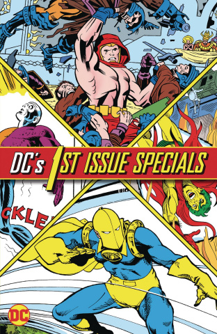 DC 1st Issue Specials