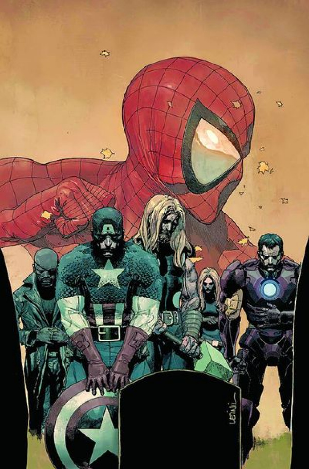 Ultimate Avengers vs. New Ultimates #6