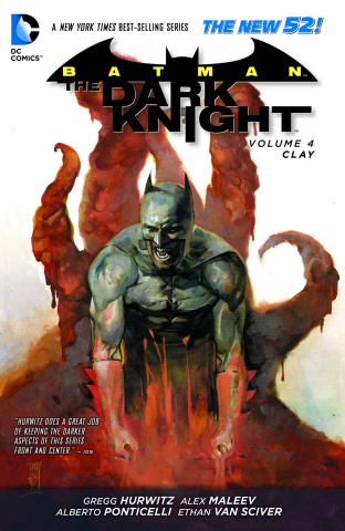 Batman: The Dark Knight Vol. 4: Clay