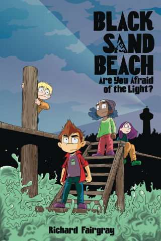 Black Sand Beach Vol. 1: Are You Afraid of the Light?