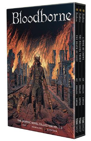 Bloodborne Vols. 1-3 (Box Set)