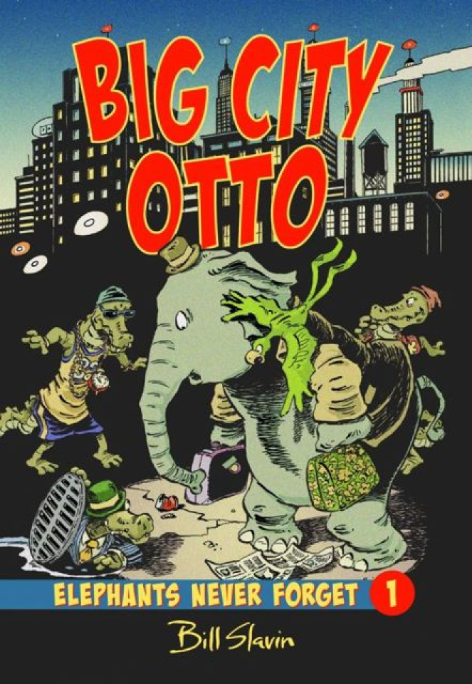 Big City Otto Vol. 1
