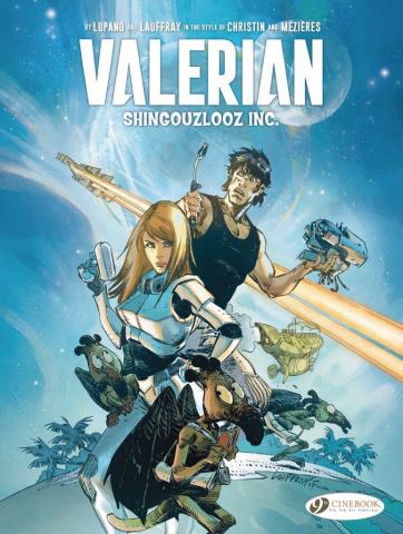 Valerian and Laureline Vol. 1: Shingouzlooz Inc.