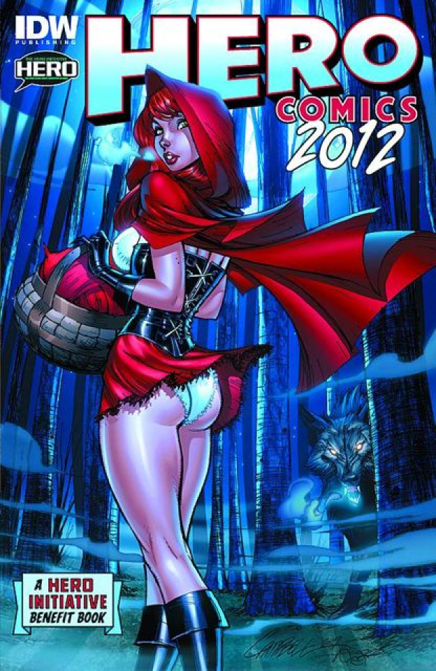 Hero Comics 2012
