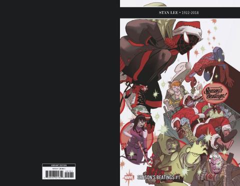 Season's Beatings! #1 (Latour Cover)