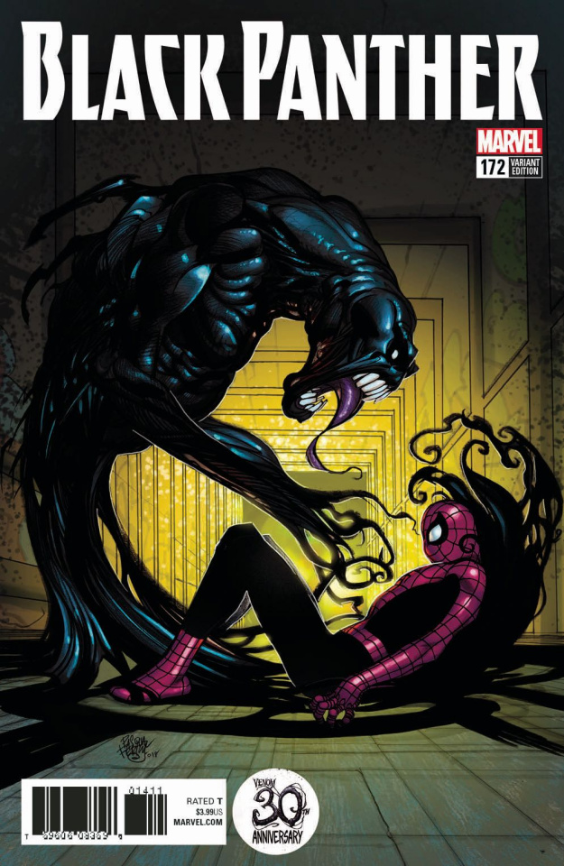 Black Panther #172 (Ferry Venom 30th Anniversary Cover)