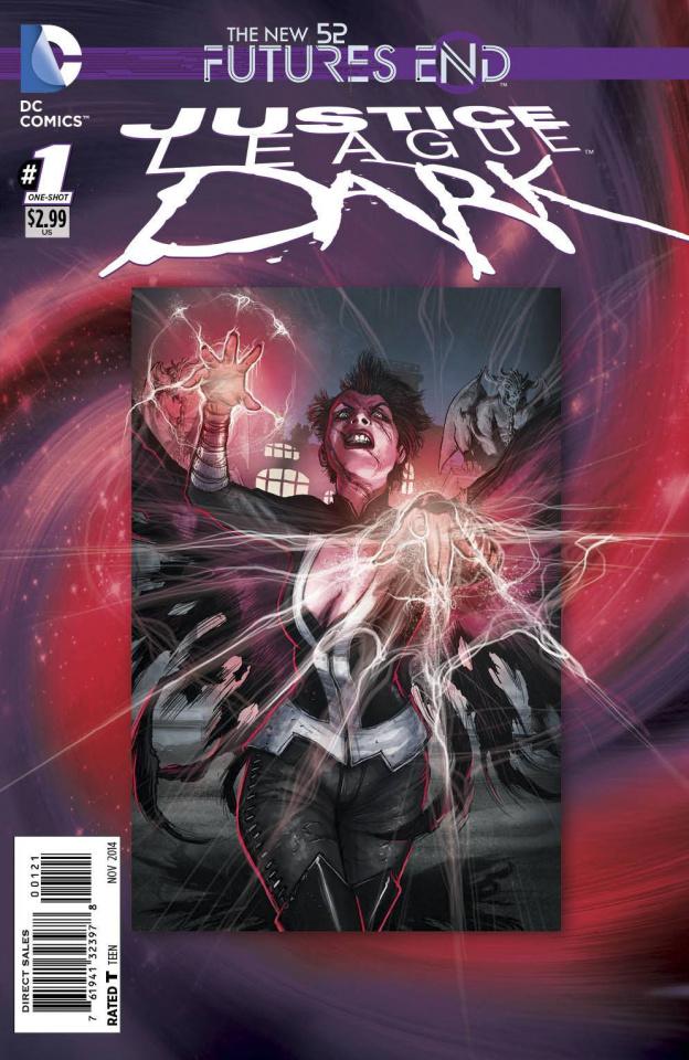 Justice League Dark: Future's End #1 (Standard Cover)
