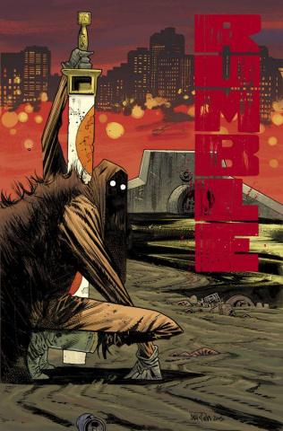 Rumble #6 (Harren Cover)