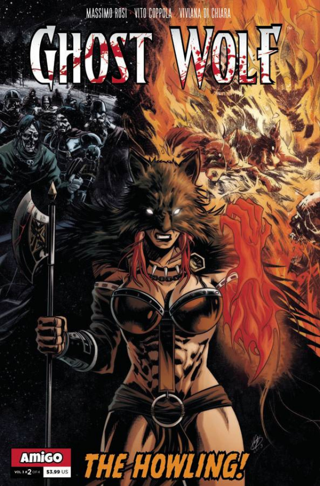 Ghost Wolf: The End of All Tales #2