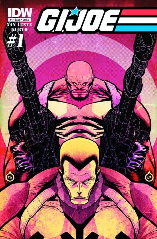 G.I. Joe #1 (2nd Printing)