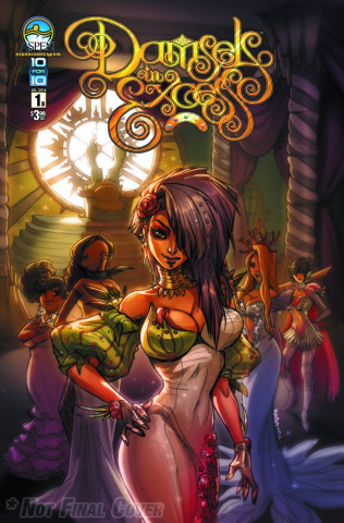 Damsels in Excess #1 (Cover B)