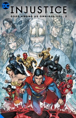 Injustice: Gods Among Us Vol. 2 (Omnibus)