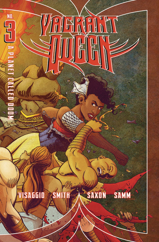 Vagrant Queen: A Planet Called Doom #3