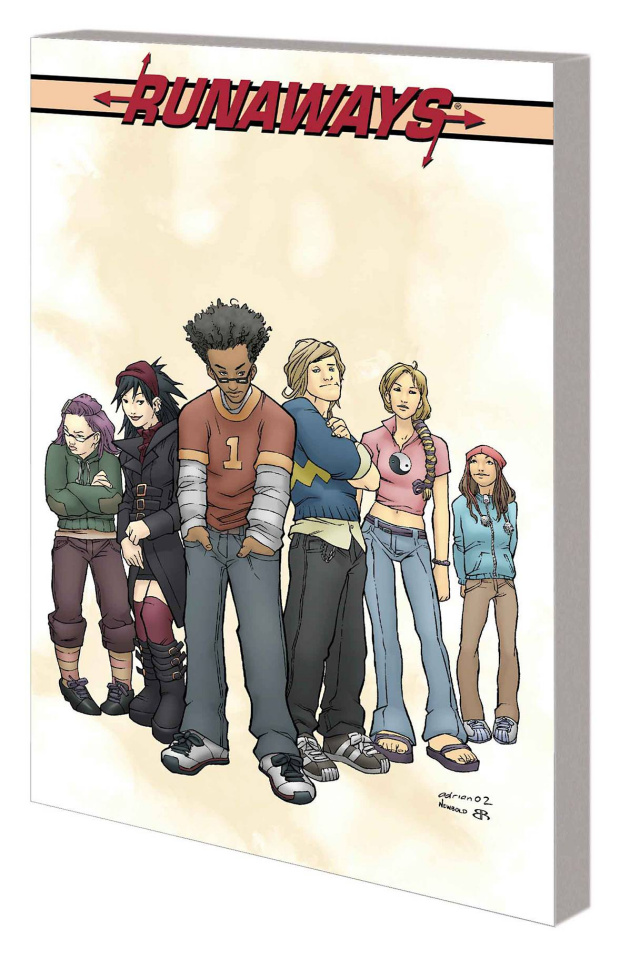 Runaways: The Complete Collection Vol. 1