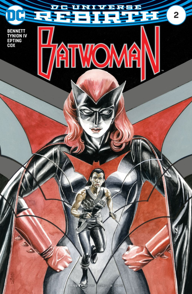 Batwoman #2 (Variant Cover)
