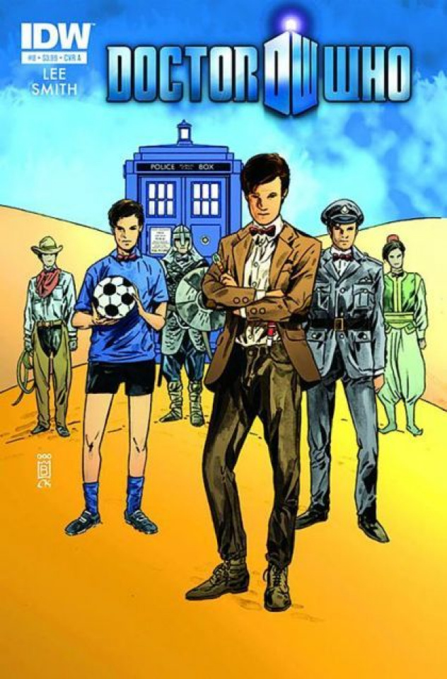 Doctor Who #8