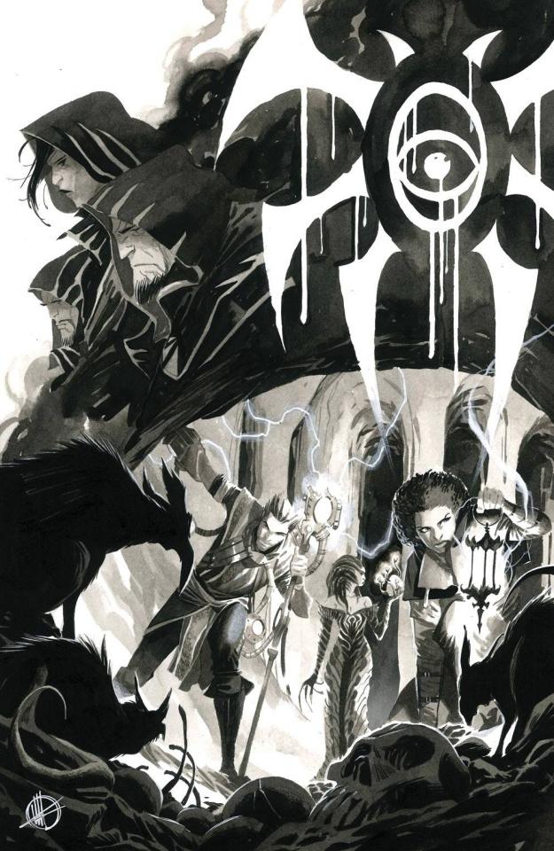 Magic: The Gathering #3 (Unlockable Scalera Cover)
