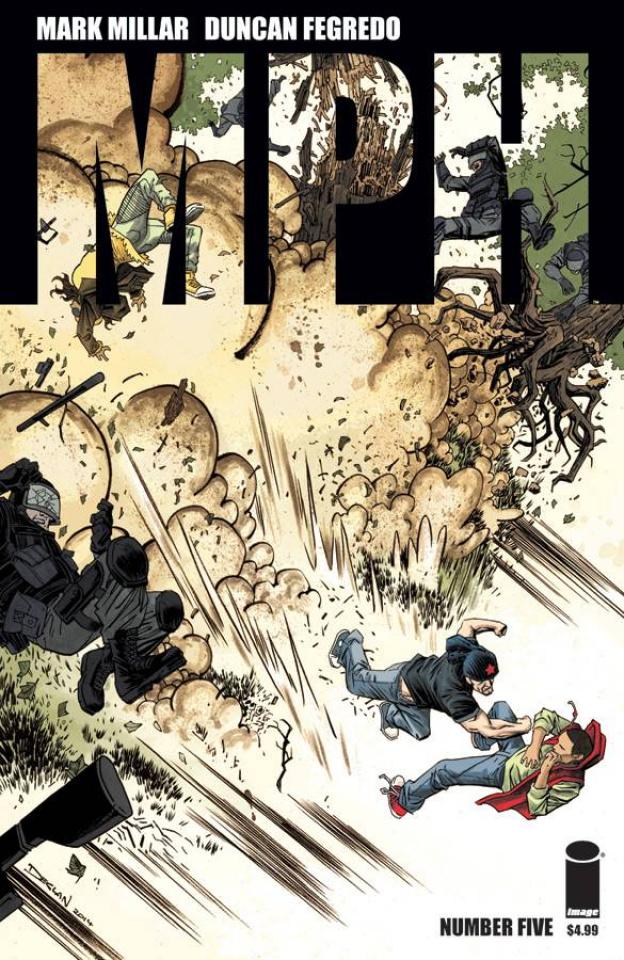 MPH #5 (Shalvey Cover)
