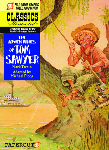 Classics Illustrated Vol. 19: The Adventures of Tom Sawyer