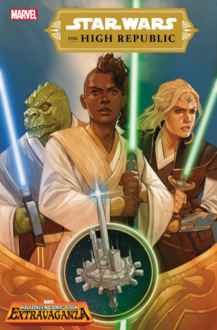 Star Wars: The High Republic #1 (Halloween Extravaganza 2021)