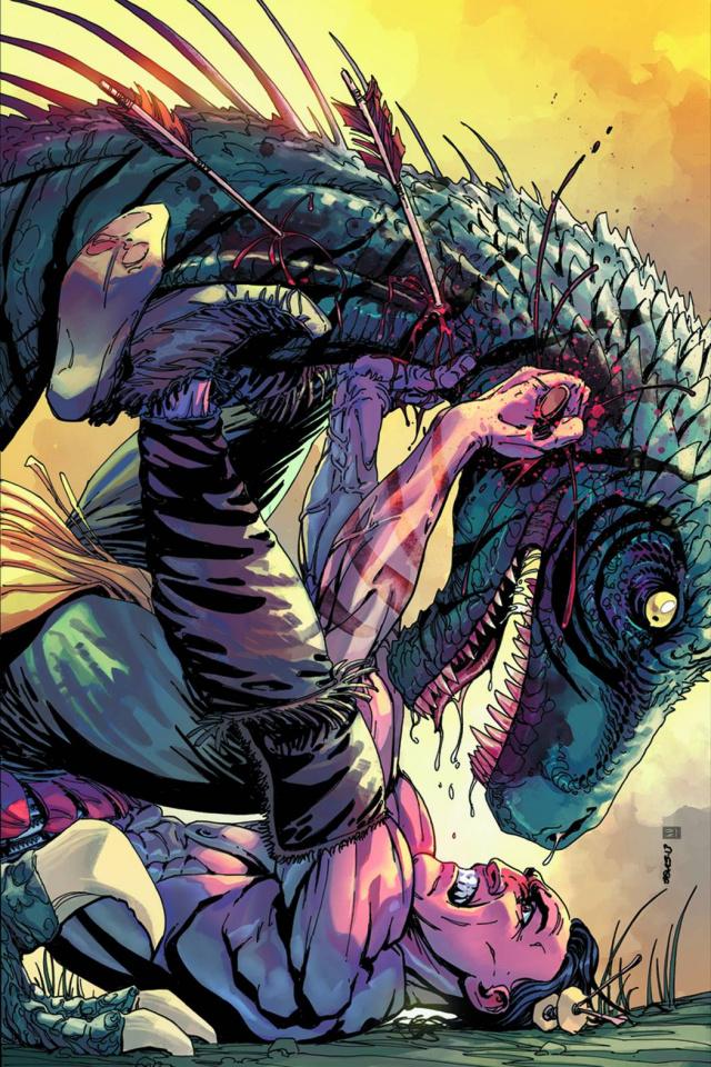 Turok: Dinosaur Hunter #3