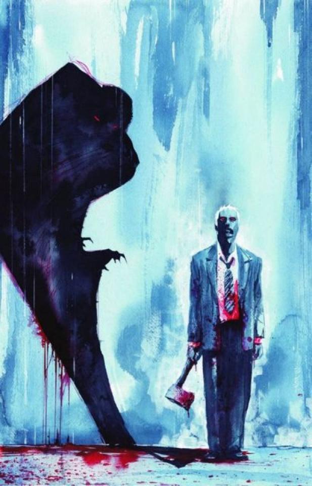 American Vampire: Lord of Nightmares #4