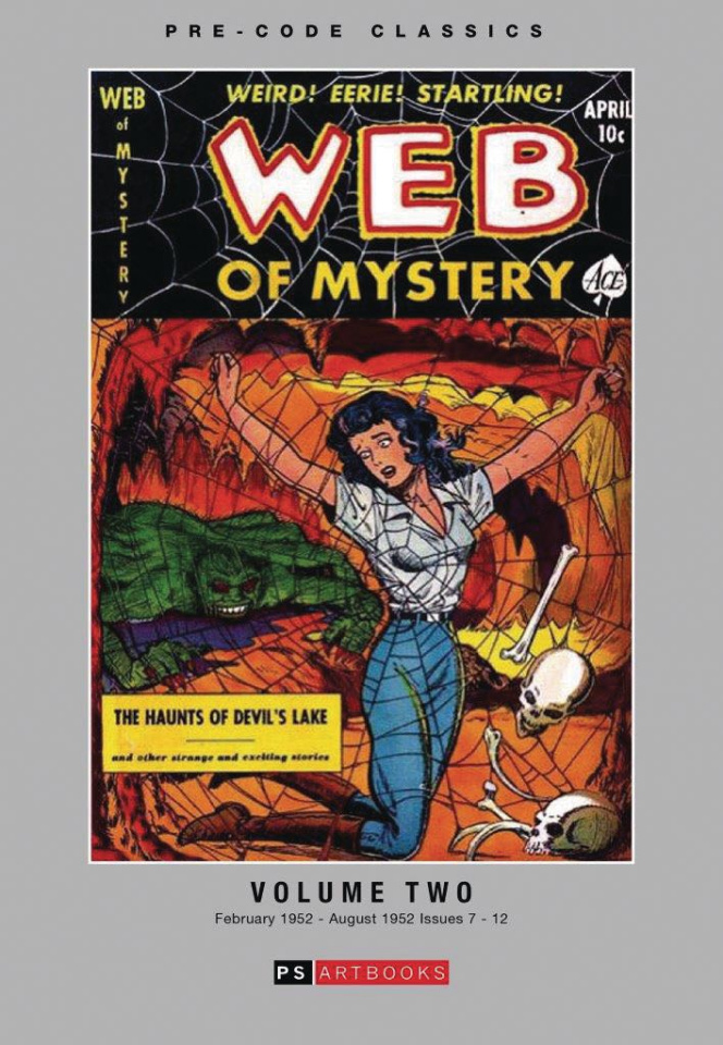 Web of Mystery Vol. 2