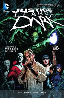 Justice League Dark Vol. 2: The Books of Magic