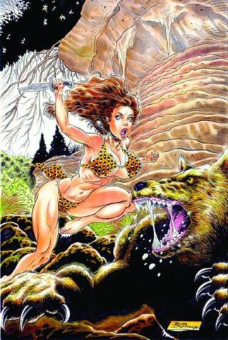 Cavewoman: Feeding Grounds #2