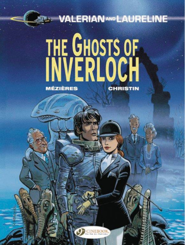 Valerian Vol. 11: The Ghosts of Inverloch