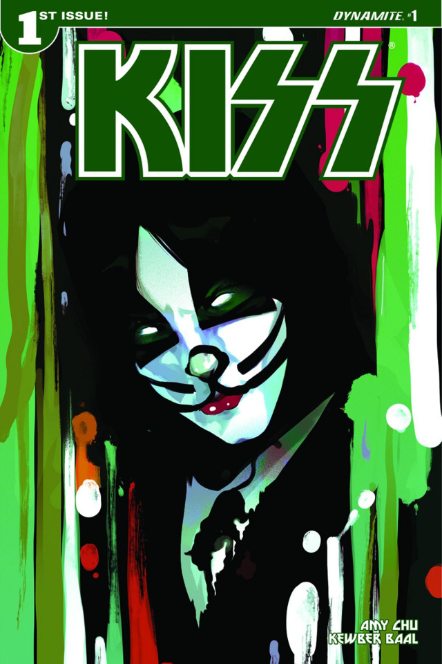 KISS #1 (Montes Catman Cover)