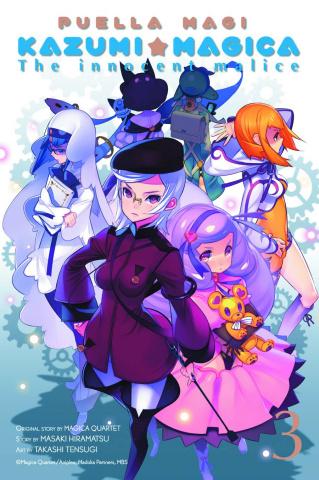Puella Magi Kazumi Magica Vol. 3: Innocent Malice