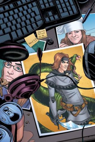 The Guild: Bladezz #1